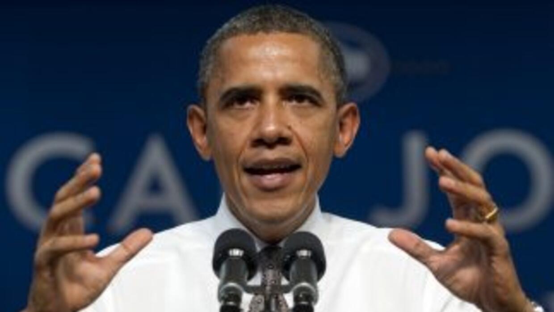 La popularidad de Barack Obama ha ido en decadencia.