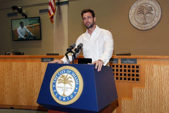 """El cubano ofreció un conmovedor discurso: """"Cuando tenía 14 años estaba e..."""