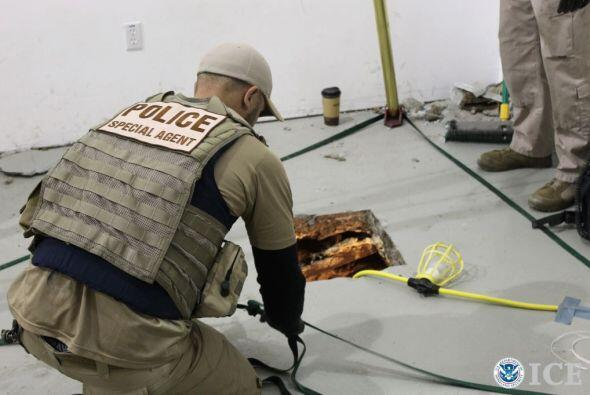 Fotos:  U.S. Immigration and Customs Enforcement (ICE)