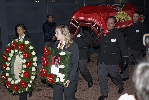 Las ceremonias fúnebres comenzaron a primera hora de la ma&ntilde...