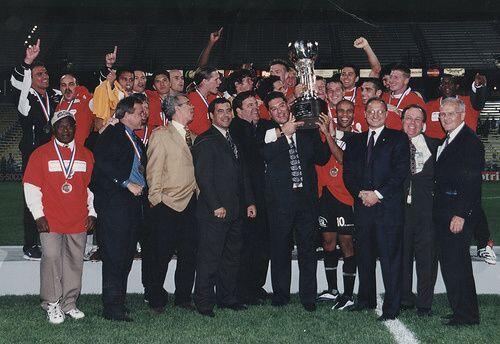 Desde 1996, mismo año en que se estableció como la única liga de primera...