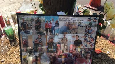 Altares callejeros perpetúan el Día de Muertos en Los Ángeles