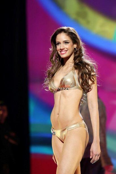 La puertorriqueña que audicionó en Miami es una experta en la pasarela,...