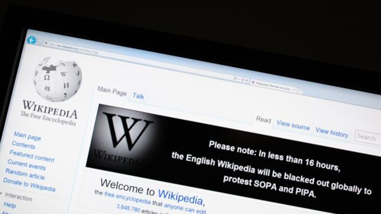 Wikipedia es uno de los sitios web más controversiales.