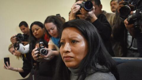Salvadoran Teodora Vásquez will remain in prison for another 20 y...