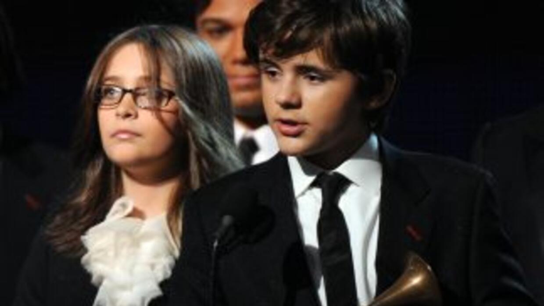 Paris y Prince, los hijos de Michael Jackson