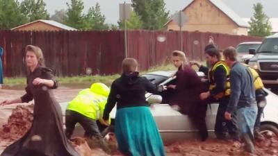 Inundaciones repentinas dejan al menos 8 muertos en Utah