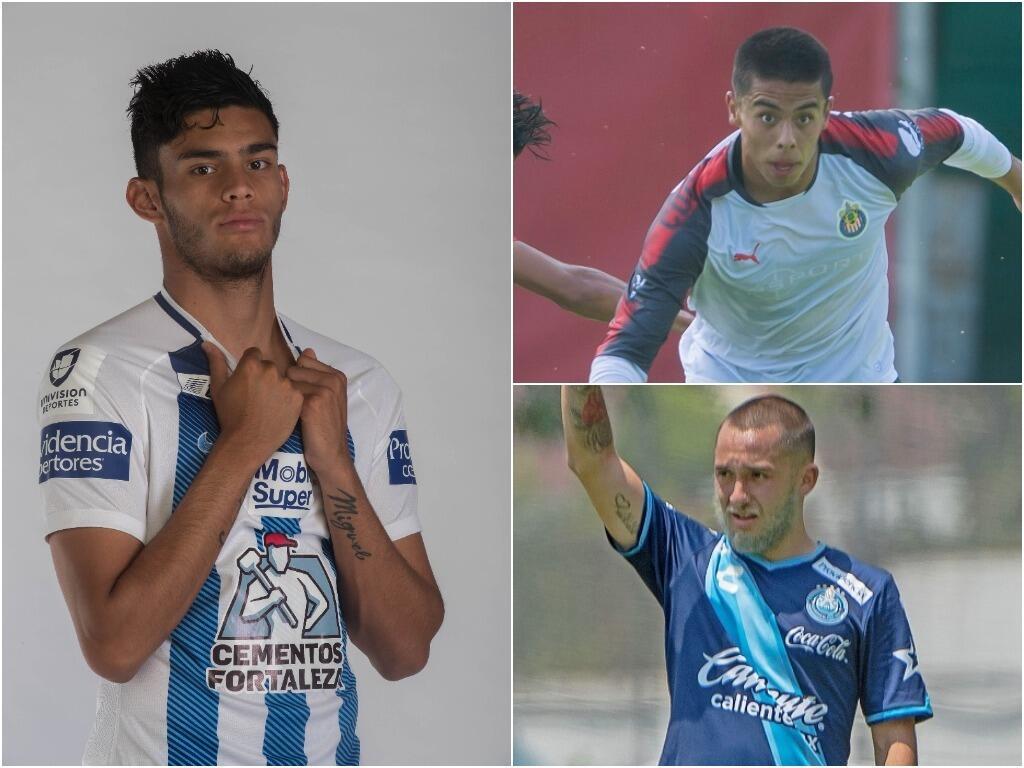 El 11 de los hijos de cracks que triunfaron en la Liga MX untitled-colla...