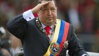 Chávez volvió a denunciar supuestos planes de la oposición para no recon...