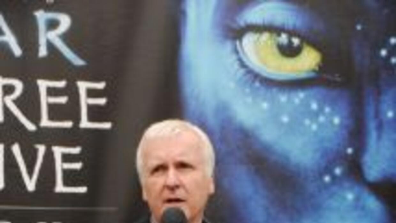 James Cameron quiere dirigir otros 2 'Avatar'