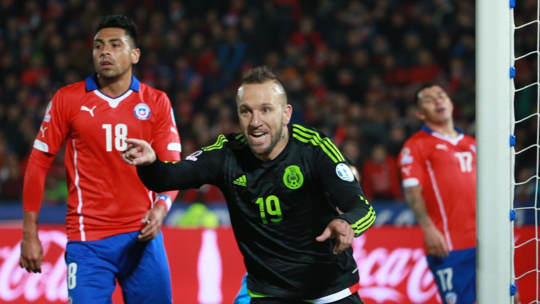 Chile 3-3 México: Vuoso y el Tri rescatan empate ante el anfitrión Chile...