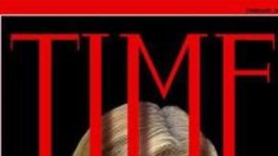 La portada falsa de la revista Time con la Infanta Cristina. (Fotografía...