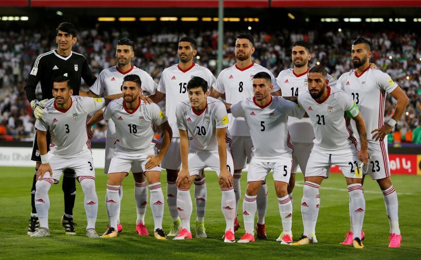 (AFC / Grupo A) 1. Irán