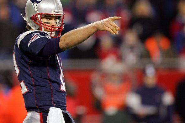 Otro detalle a destacar de Brady es que en más de una ocasi&oacut...