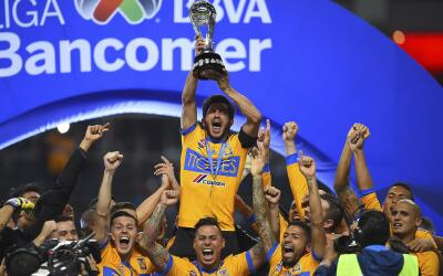 Tigres campeón del Apertura 2017