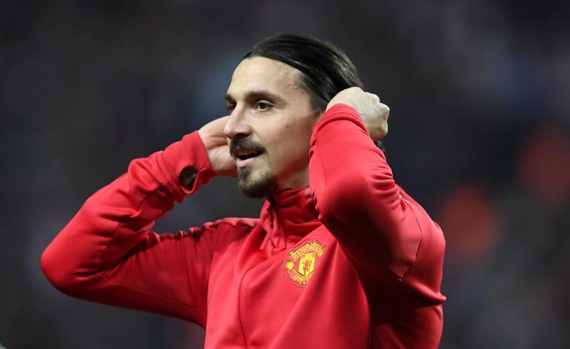 De Zlatan Ibrahimovic se dice que gestiona su regreso al Manchester Unit...