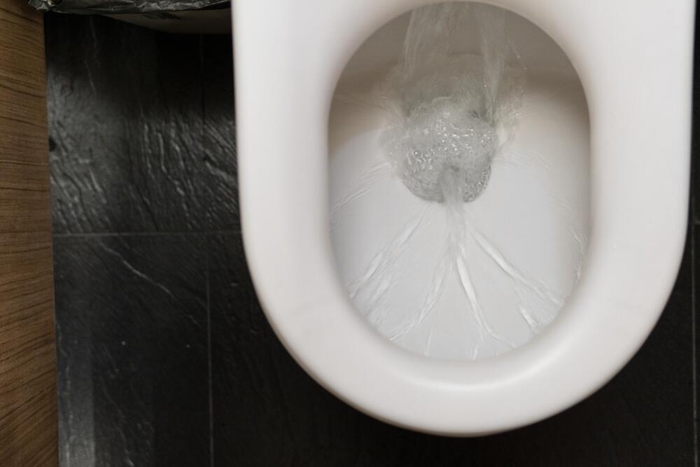 flushing el baño