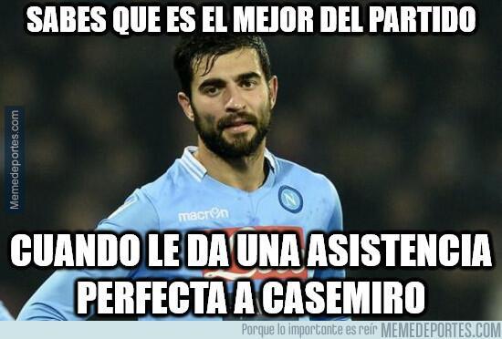 Los memes del triunfo del Madrid en casa ante el Napoli MMD_981409_albio...