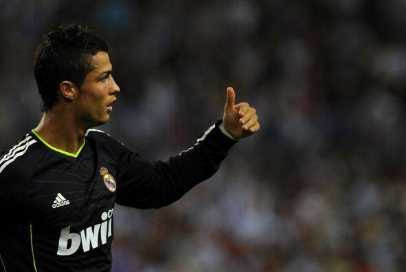 Cristiano Ronaldo va recuperando poco a poco su mejor fútbol.