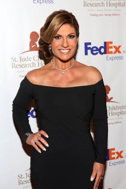 Teresa Rodríguez también hizo acto de presencia en esta gala, quien tamb...
