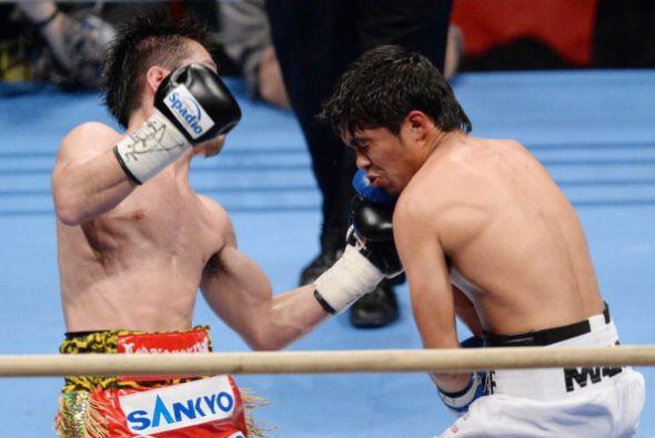 El japonés Ryo Miyazaki se impuso al mexicano Carlos Velarde por nocáut...