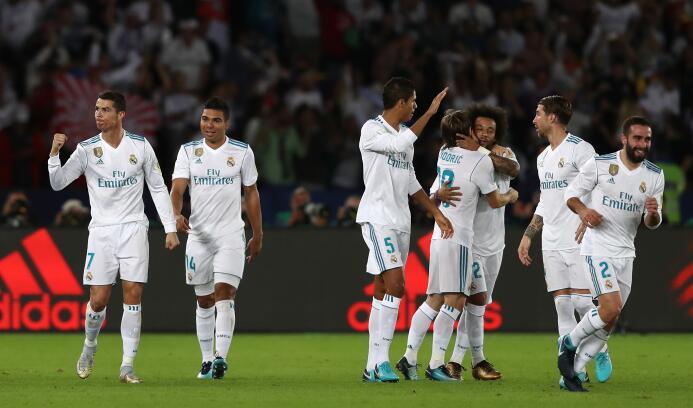 Real Madrid Mundial de clubes