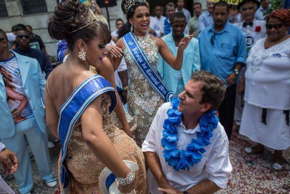 Río de Janeiro es tal vez la ciudad que cuenta con un carnaval más icónico.