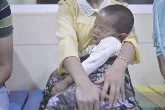 El terremoto es el peor que ha sufrido la provincia de Yunnan en 14 a&nt...