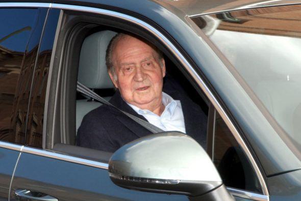 REY JUAN CARLOS I DE ESPA'A - Nació el 5 de enero de 1938 en Roma...