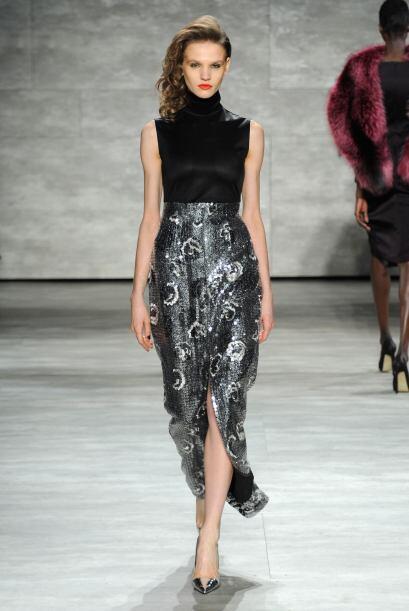 Las faldas asimétricas le pueden dar a tu 'look' un estilo moderno y lle...