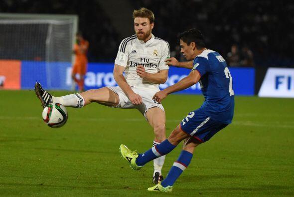 En el complemento Real Madrid mejoraría la marca y esto se vr&iac...