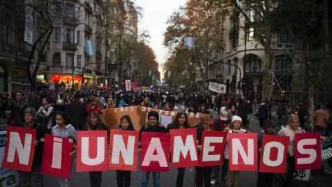 'Ni Una Menos' surgió como un grito colectivo contra la violenci...