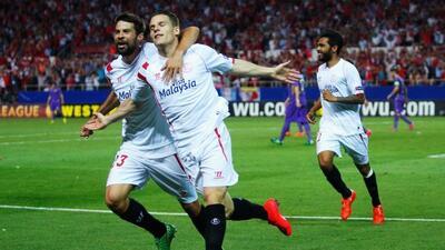 Kevin Gameiro y Aleix Vidal le dieron forma a la goleada sobre la Fioren...