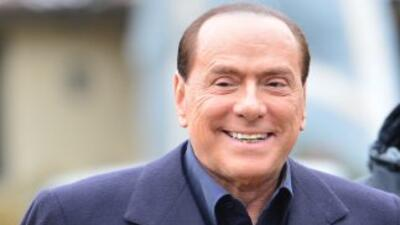 El exjefe del gobierno italiano, Silvio Berlusconi.