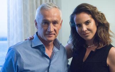 Jorge Ramos sobre cómo logró la entrevista con Kate del Castillo