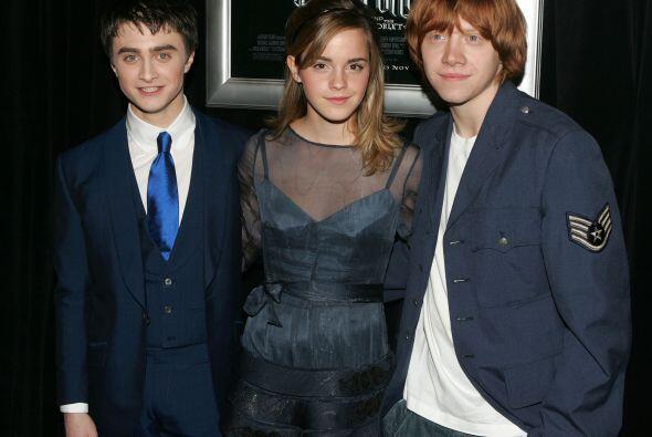 Después crecieron y también se volvieron los magos más guapos del colegi...