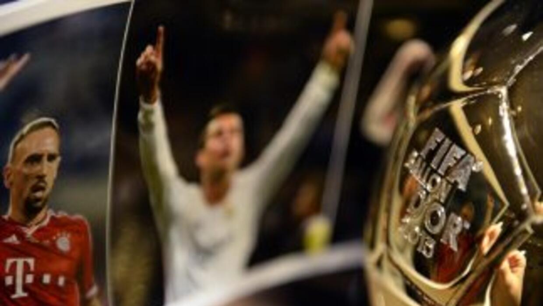 Ribery y Cristiano optan a acabar con la supremacía de Messi como ganado...