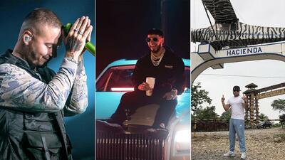 J Balvin le bajó con todo el peso a los 'maleantes' del reggaeton