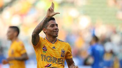 En fotos: Tigres aplastó 4-0 a Santos y conquistó el Campeón de Campeones 2018