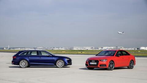 Nuevos Audi S4 y S4 Avant
