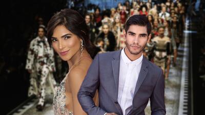 """""""Estoy más nerviosa que él"""": mira a Alejandra Espinoza en modo hermana mayor con el debut de su hermano modelando"""