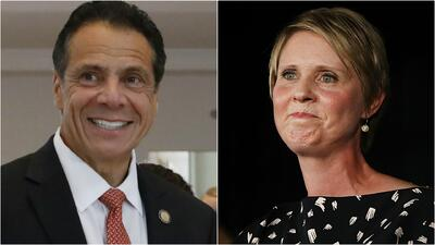 Andrew Cuomo derrota a Cynthia Nixon en las primarias demócratas de Nueva York