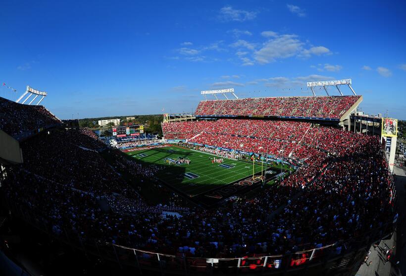 El Citrus Bowl de Orlando se convertirá en una de las sedes de la...