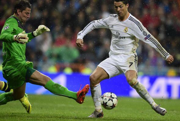 Faltaba el gol de Cristiano Ronaldo y el portugués haría lo necesario pa...