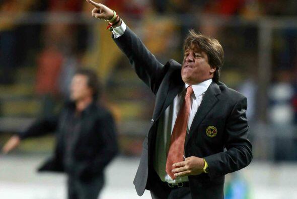A nivel internacional Javier Aguirre tuvo un altercado con la afición de...