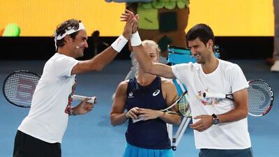 Djokovic le ha ganado 12 de 18 finales a Federer: Se enfrentan en Cincinnati por una más