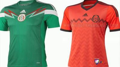 El uniforme de visitante de México será presentado el 14 de febrero