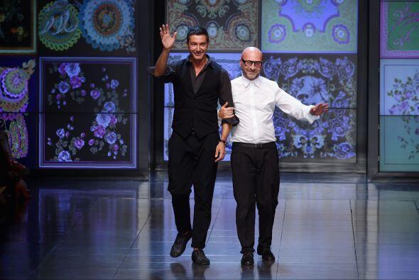 Domenico Dolce y Stefano Gabbana  Delito: Un tribunal condenó a l...