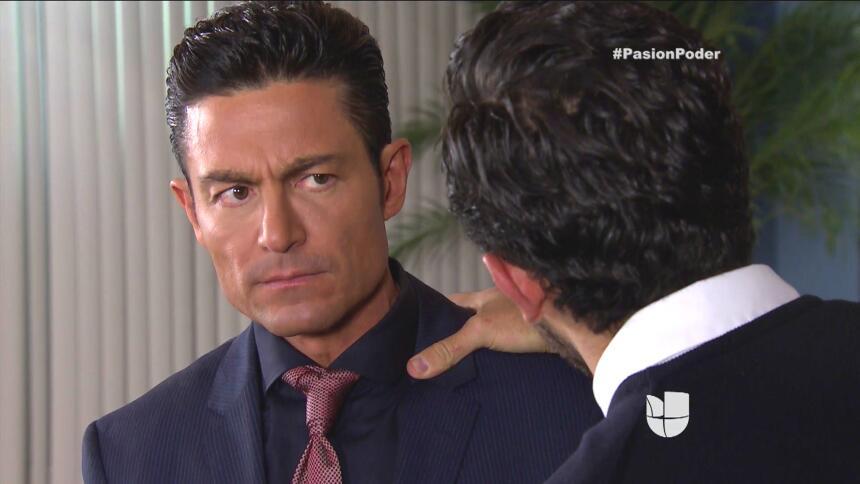 ¡David descubrió el amor entre Julia y Arturo! E038A236470849F1ACE102B2B...