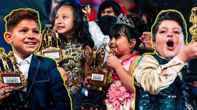 Más lágrimas que nunca: 'Los Súper Powers' ganan la gran final de Pequeños Gigantes